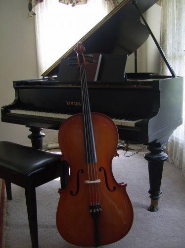 Concerto de Santa Cecilia: Recital chelo-piano, Venres 18 de novembro en Verín