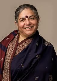 Adiviña quen é: Vandana Shiva